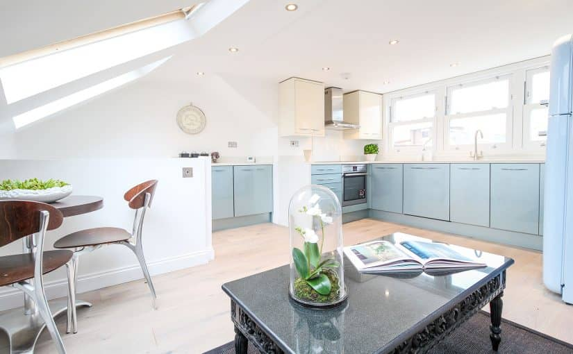 Loft Conversion High Street Hornsey London N8